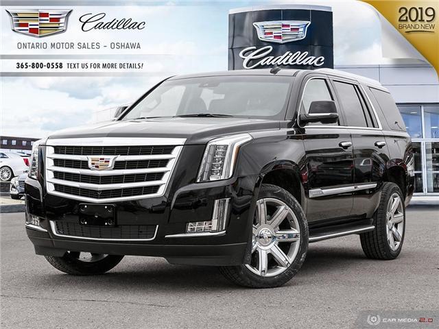 2019 Cadillac Escalade Luxury (Stk: T9271451) in Oshawa - Image 1 of 19