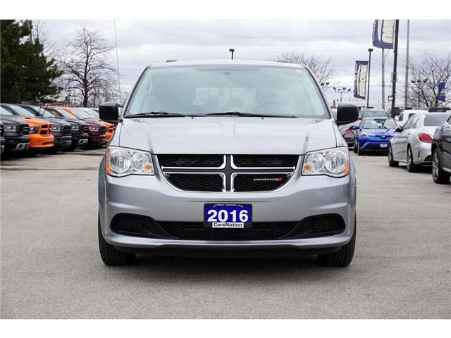 2016 Dodge Grand Caravan SXT PLUS| REAR CAM| DVD| BLUETOOTH & MORE (Stk: K582A) in Burlington - Image 2 of 30