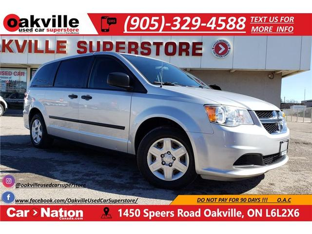 2012 Dodge Grand Caravan SE | STOW N GO | AUX | BENCH SEAT (Stk: P11832B) in Oakville - Image 1 of 21