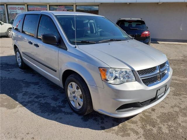 2012 Dodge Grand Caravan SE | STOW N GO | AUX | BENCH SEAT (Stk: P11832B) in Oakville - Image 2 of 21