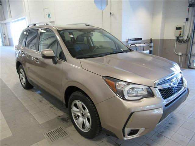 2014 Subaru Forester 2.0XT Limited Package (Stk: L1799XA) in Toronto - Image 1 of 16
