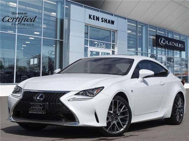 2016 Lexus RC 300 Base (Stk: 15990A) in Toronto - Image 1 of 20