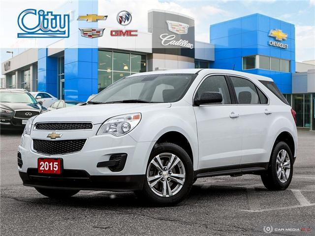 2015 Chevrolet Equinox LS (Stk: 2926232A) in Toronto - Image 1 of 26