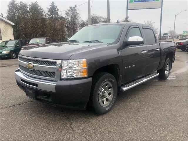 2011 Chevrolet Silverado 1500  (Stk: 19-7113A) in Hamilton - Image 2 of 12