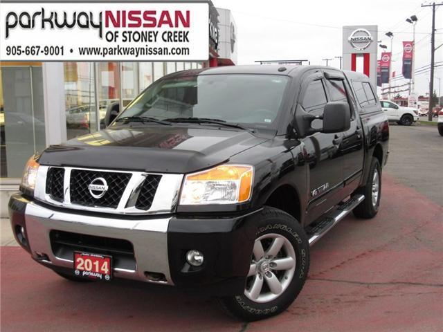 2014 Nissan Titan  (Stk: N1370) in Hamilton - Image 1 of 22