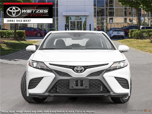 2019 Toyota Camry SE (Stk: 68366) in Vaughan - Image 2 of 24
