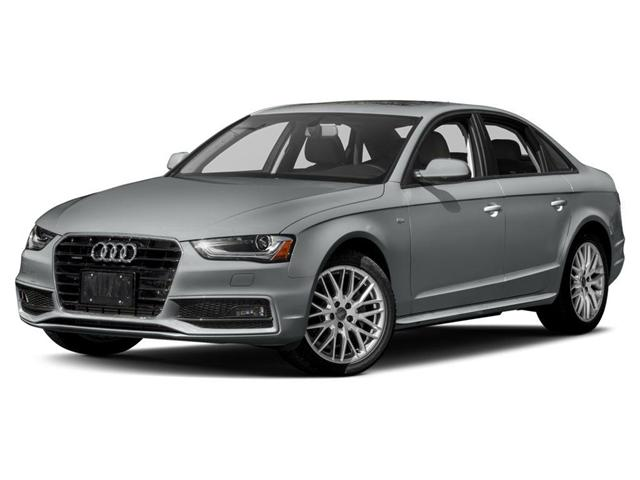 2016 Audi A4 2.0T Komfort plus (Stk: A11204A) in Newmarket - Image 1 of 9