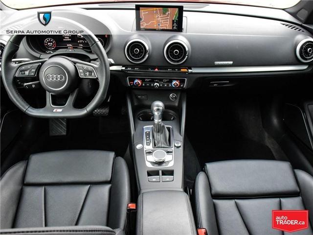 2018 Audi A3 2.0T Technik (Stk: P1271) in Aurora - Image 12 of 27