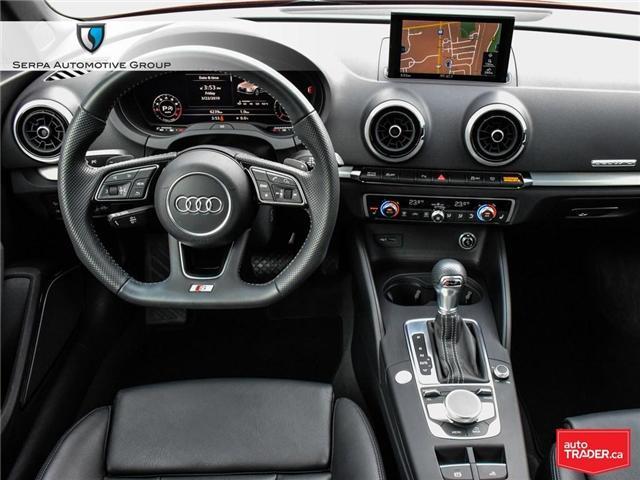 2018 Audi A3 2.0T Technik (Stk: P1271) in Aurora - Image 13 of 27