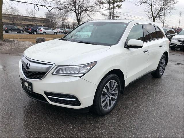 2015 Acura MDX Technology Package (Stk: 501139P) in Brampton - Image 1 of 17