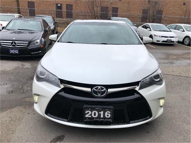 2016 Toyota Camry XSE (Stk: 541634P) in Brampton - Image 2 of 15