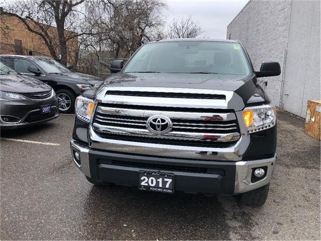 2017 Toyota Tundra SR5 Plus 5.7L V8 (Stk: 658970P) in Brampton - Image 2 of 12