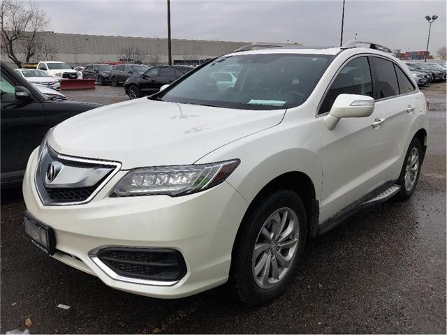 2015 Acura RDX Base (Stk: 805907P) in Brampton - Image 1 of 16
