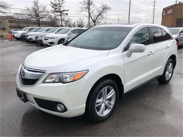 2015 Acura RDX Base (Stk: 805907P) in Brampton - Image 2 of 16
