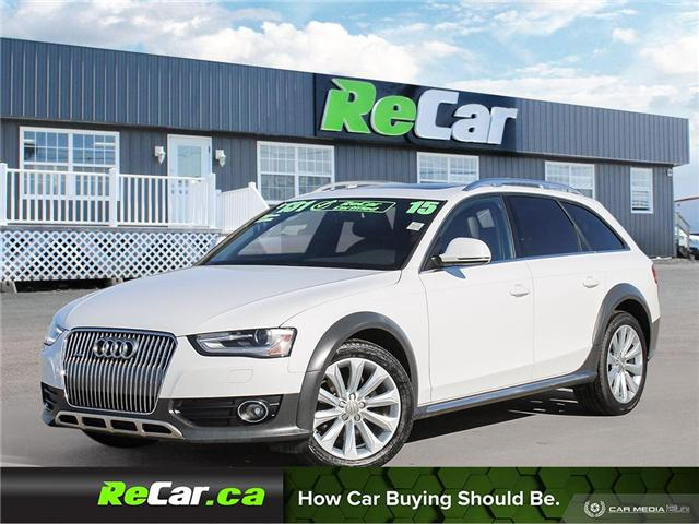 2015 Audi A4 allroad 2.0T Komfort (Stk: 190293a) in Fredericton - Image 1 of 27