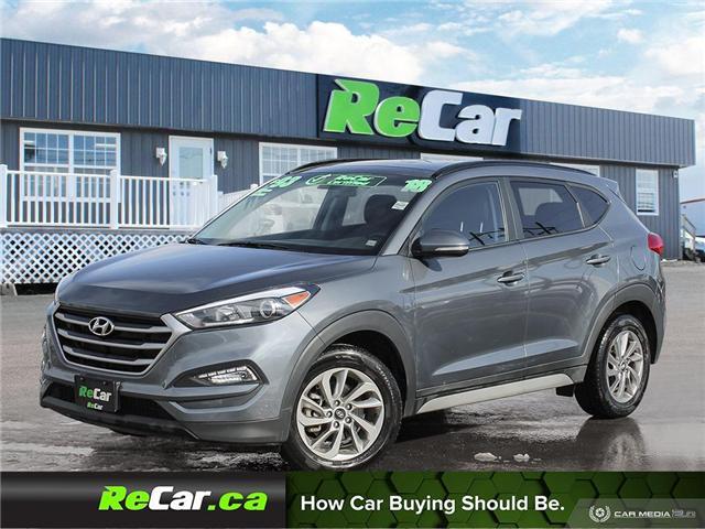 2018 Hyundai Tucson Luxury 2.0L (Stk: 181383A) in Fredericton - Image 1 of 26