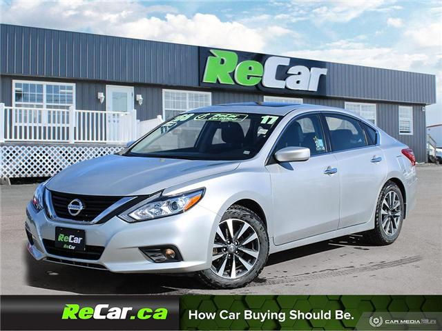 2017 Nissan Altima 2.5 SV (Stk: 190180A) in Fredericton - Image 1 of 25