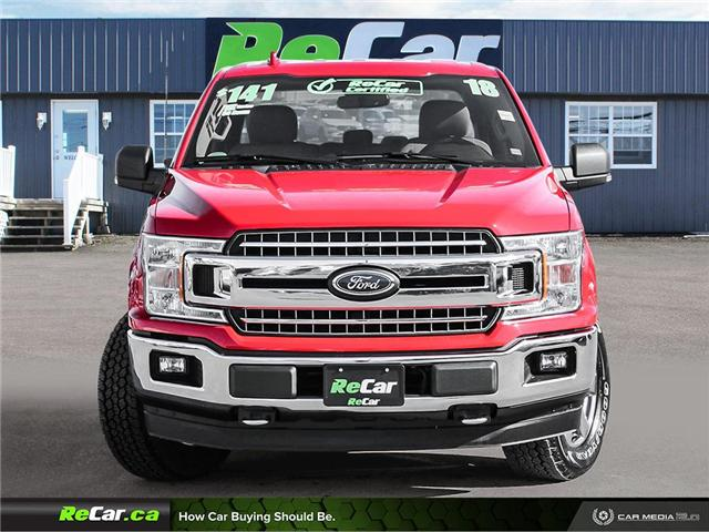 2018 Ford F-150 XLT (Stk: 190332a) in Fredericton - Image 3 of 25