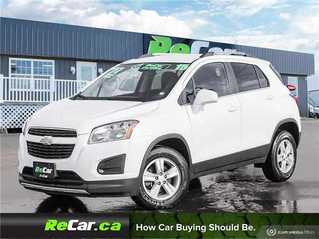 2015 Chevrolet Trax 2LT (Stk: 190065B) in Fredericton - Image 1 of 26
