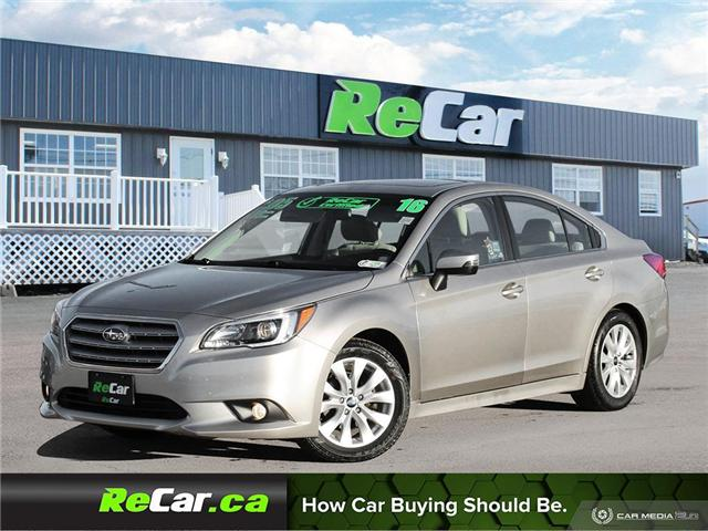2016 Subaru Legacy 2.5i Touring Package (Stk: 190298A) in Fredericton - Image 1 of 27