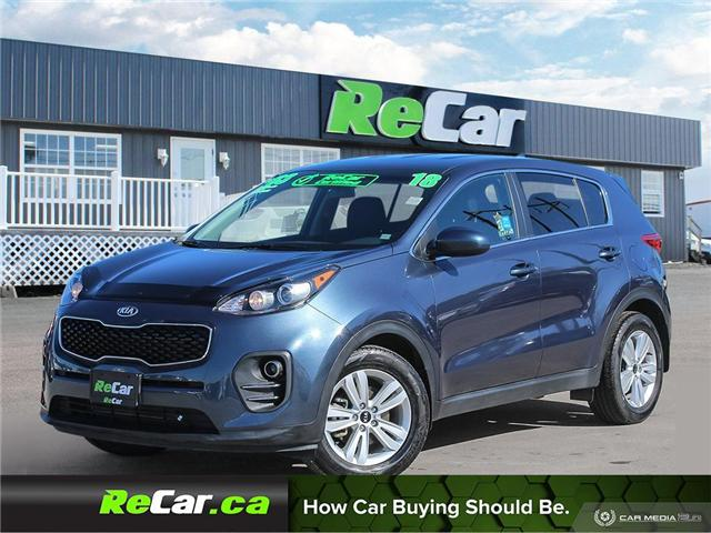 2018 Kia Sportage LX (Stk: 190325a) in Fredericton - Image 1 of 26