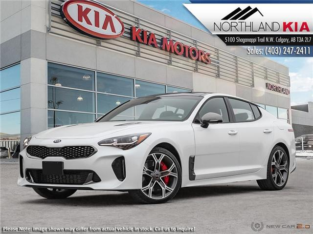 2019 Kia Stinger GT Limited (Stk: 9ST0306) in Calgary - Image 1 of 11