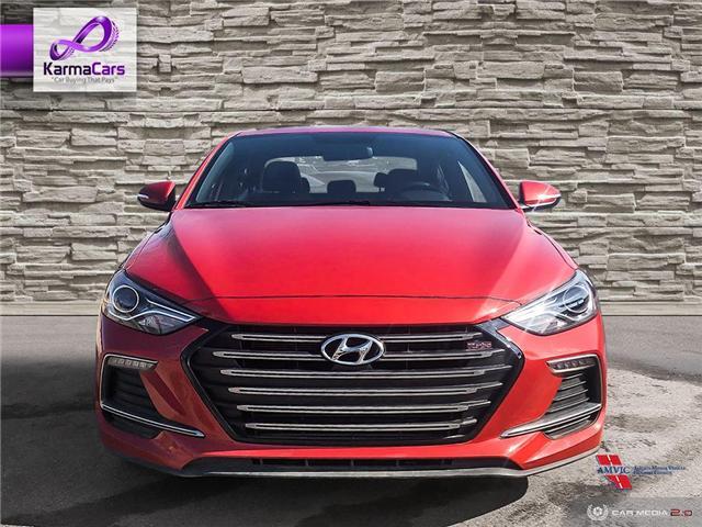 2018 Hyundai Elantra Sport (Stk: 18S6201) in Edmonton - Image 2 of 26