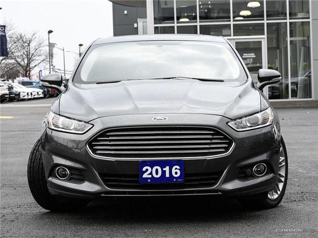 2016 Ford Fusion SE (Stk: PR7354) in Windsor - Image 2 of 27