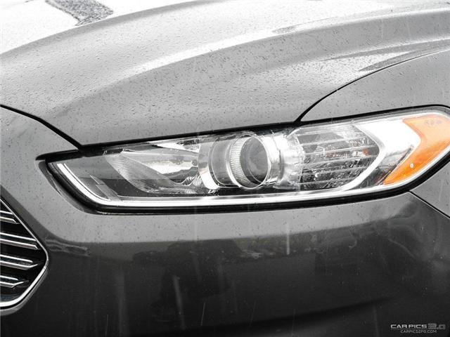 2016 Ford Fusion SE (Stk: PR7354) in Windsor - Image 10 of 27