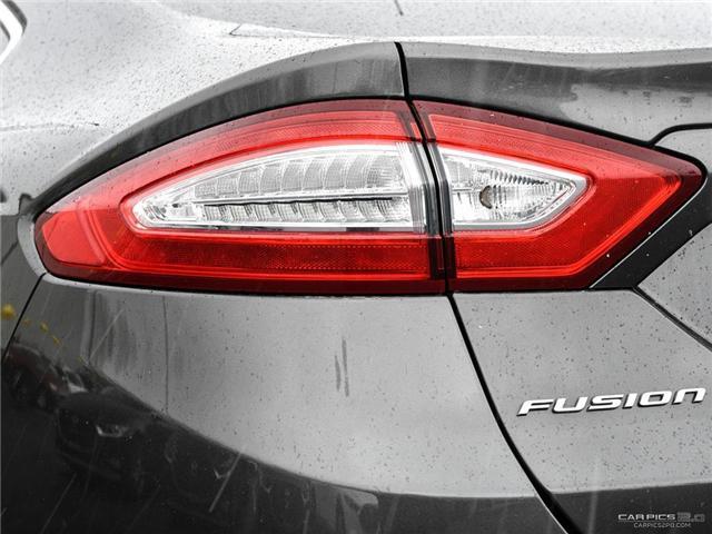2016 Ford Fusion SE (Stk: PR7354) in Windsor - Image 12 of 27