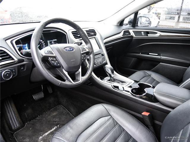 2016 Ford Fusion SE (Stk: PR7354) in Windsor - Image 13 of 27