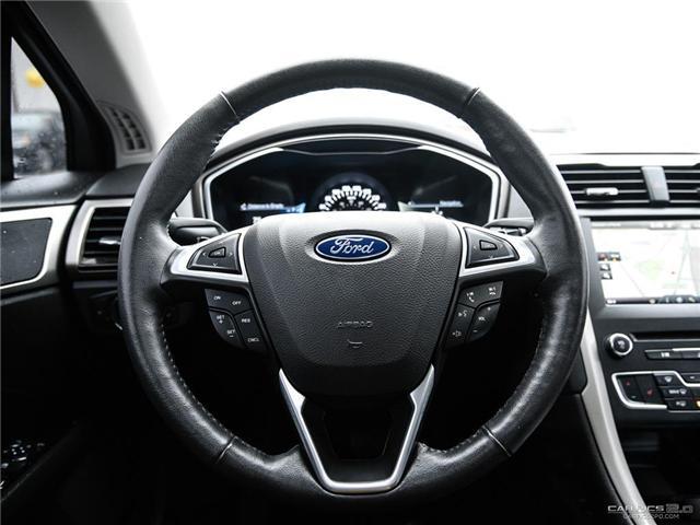 2016 Ford Fusion SE (Stk: PR7354) in Windsor - Image 14 of 27