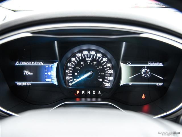 2016 Ford Fusion SE (Stk: PR7354) in Windsor - Image 15 of 27