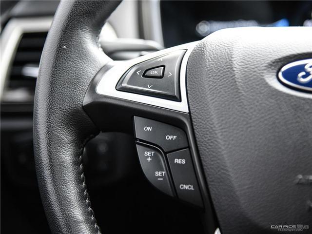 2016 Ford Fusion SE (Stk: PR7354) in Windsor - Image 18 of 27