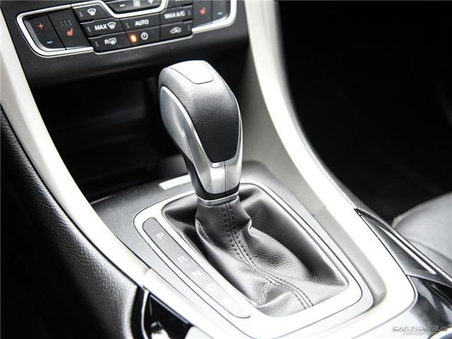 2016 Ford Fusion SE (Stk: PR7354) in Windsor - Image 19 of 27