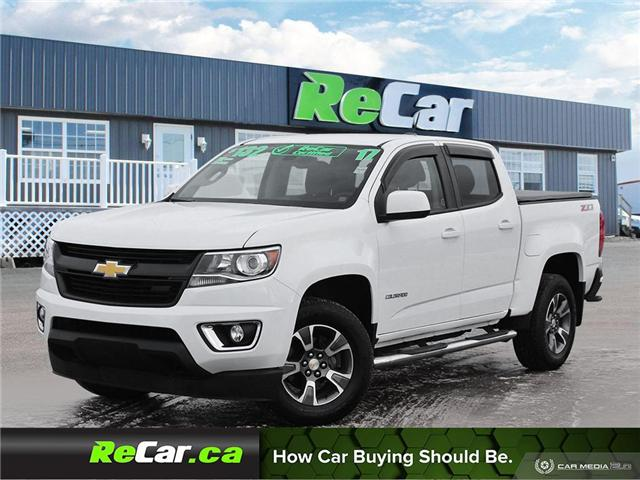 2017 Chevrolet Colorado Z71 (Stk: 190257a) in Saint John - Image 1 of 24