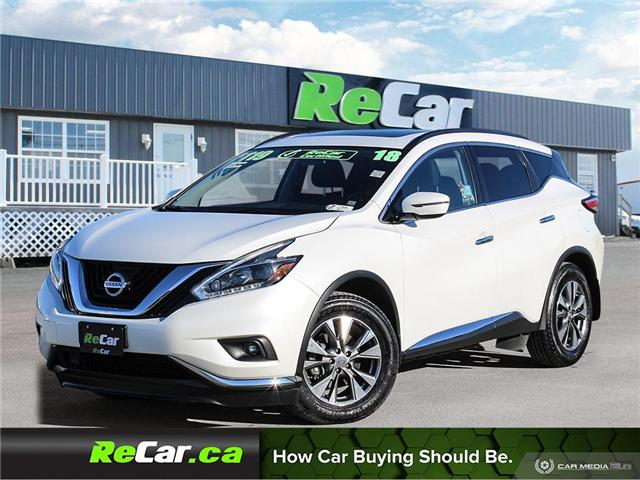2018 Nissan Murano SV (Stk: 190345a) in Saint John - Image 1 of 26