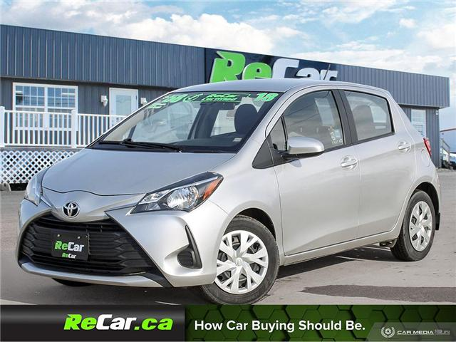 2018 Toyota Yaris LE (Stk: 190266a) in Saint John - Image 1 of 25