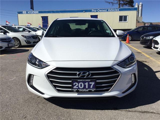 2017 Hyundai Elantra  (Stk: 7608H) in Markham - Image 2 of 19