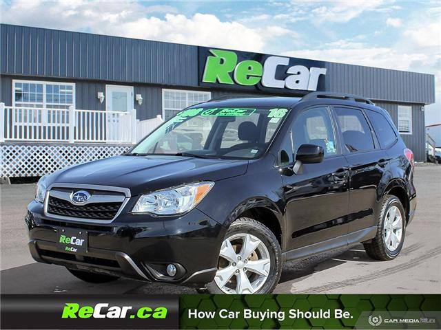 2016 Subaru Forester 2.5i Touring Package (Stk: 190282a) in Saint John - Image 1 of 25