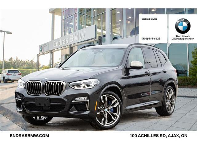 2019 BMW X3 M40i (Stk: 35474) in Ajax - Image 1 of 22