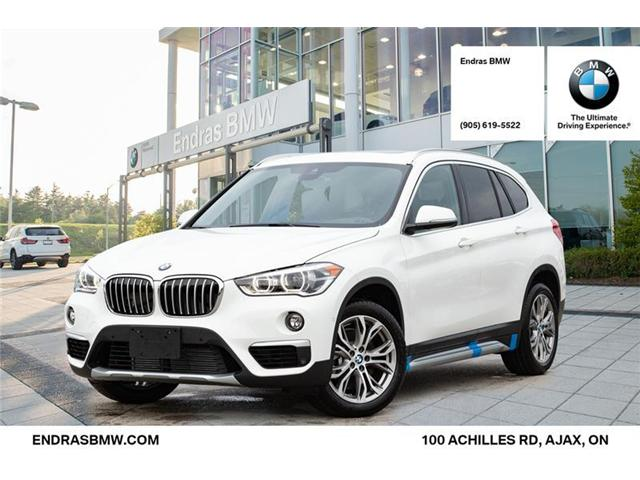 2019 BMW X1 xDrive28i (Stk: 12933) in Ajax - Image 1 of 21