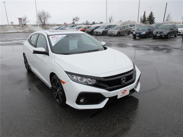 2017 Honda Civic Sport (Stk: K13879A) in Ottawa - Image 2 of 18