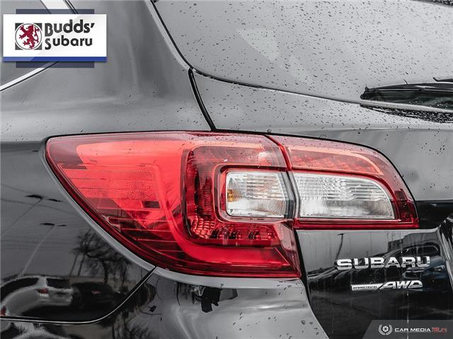 2018 Subaru Outback 2.5i Touring (Stk: O18198R) in Oakville - Image 13 of 30