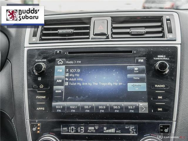 2018 Subaru Outback 2.5i Touring (Stk: O18198R) in Oakville - Image 21 of 30