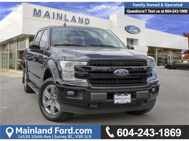 2018 Ford F-150 Lariat (Stk: P0064) in Surrey - Image 1 of 29