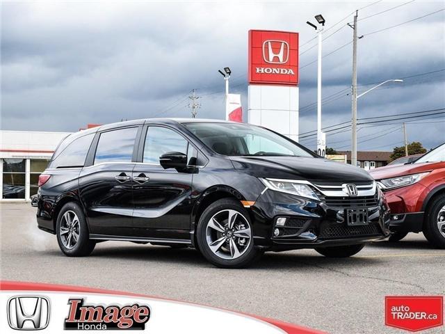 2019 Honda Odyssey EX (Stk: 9V65) in Hamilton - Image 1 of 18