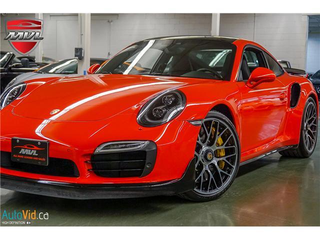 2015 Porsche 911 Turbo S (Stk: ) in Oakville - Image 1 of 43