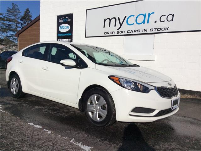 2015 Kia Forte 1.8L LX (Stk: 190285) in Richmond - Image 1 of 19