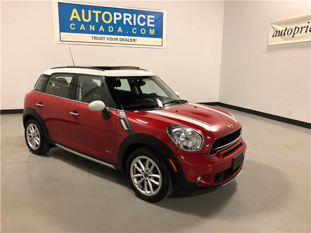2015 MINI Countryman Cooper S (Stk: F0182) in Mississauga - Image 2 of 26